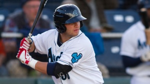 1B/3B D.J. Peterson is the right handed power bat the M's hope will power this team in the future.