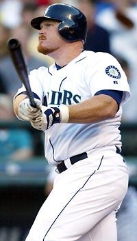 Bucky Jacobsen was a seen as a replacement for Edgar Martinez until injury derailed his career.