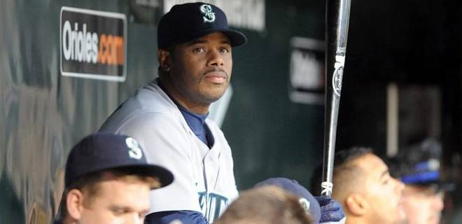 A slumping, frustrated Ken Griffey, Jr. was done in 2010 after a league average 2009.