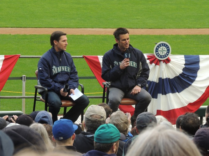 Dipoto and Adams