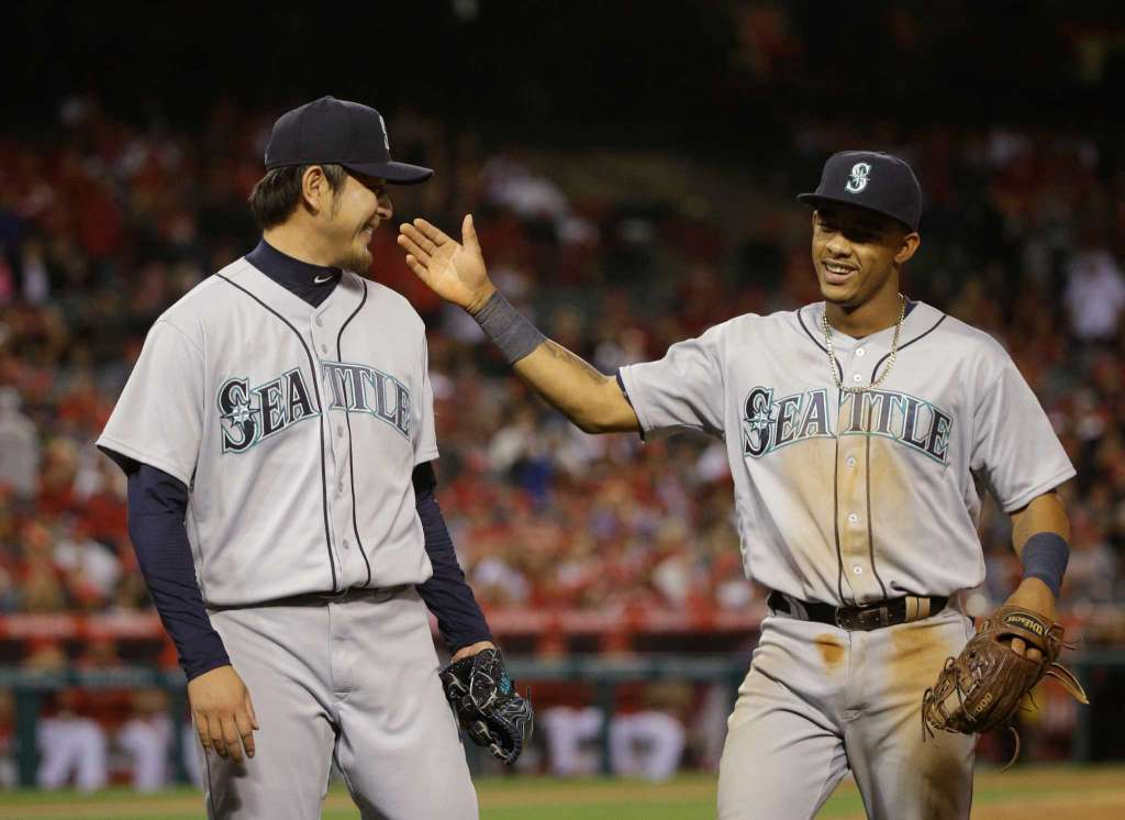Iwakuma and Marte