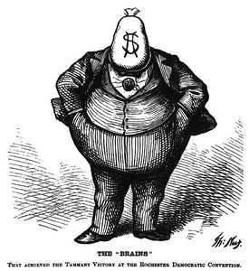 Thomas Nast Boss Tweed