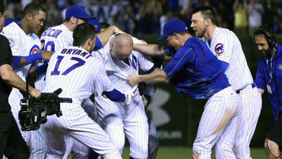 Cubs beat mariners