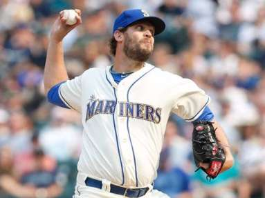 Tom Wilhelmsen Mariners